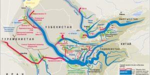 Водные ресурсы Центральной Азии – издержки независимости