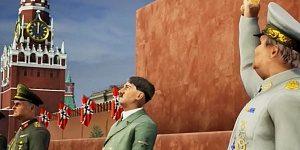 И Гитлер на Красной площади…