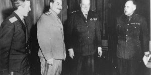 Как Сталин не дал Черчиллю спровоцировать советско-американскую войну