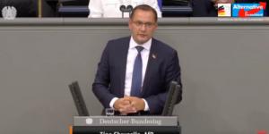 Немецкий политик высказывает мнение о случае с Навальным.