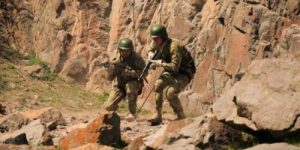 Киргизия и Таджикистан бросили друг в друга камни