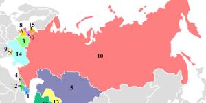 Продолжение дискуссии о «русском вопросе» в СССР...