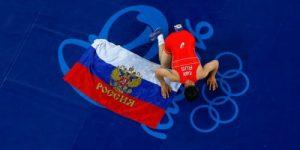 Очередной олимпийский позор был неизбежен!