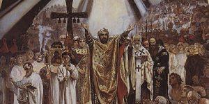 День Крещения Руси в 2021 году: история и традиции праздника