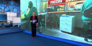 Репортаж из больницы Екатеринбурга, где от COVID-19 лечат съемочную группу Первого канала