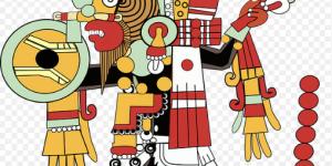 США: молитва ацтекскому идолу войны