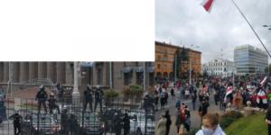 Белорусское противостояние: сакральные жертвы