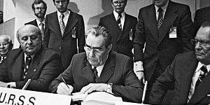 Триумф Брежнева в Хельсинки