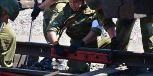 Железнодорожные войска приступили к строительству второй ветки БАМа