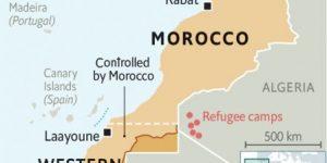 Речи о войне зазвучали и в Западной Сахаре
