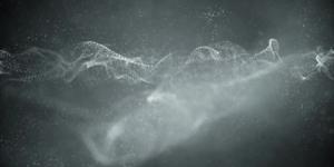 Даже немного пыли способствует образованию космических структур