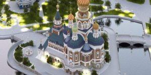 Храм или… больница, театр, магазин, фонтан? Нужное подчеркнуть