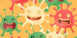 Микробы-диктаторы: как они заставляют нас есть то, что они хотят
