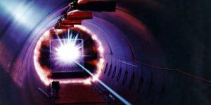 В России испытали лазеры для показа рекламы на звездном небе