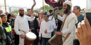 Иудеи празднуют Рош а Шана или Новый год