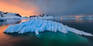 Температура в Антарктиде поднялась до рекордного показателя