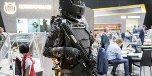 Российская экипировка «Сотник» выдерживает попадание пули калибра 12.7 мм
