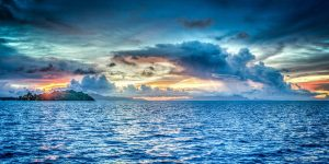Звуковые волны подводных землетрясений показывают влияние глобального потепления на океаны