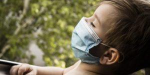 """Перечислены симптомы """"британского"""" штамма коронавируса у детей"""