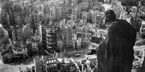 Почему англосаксы разбомбили Дрезден?