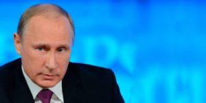 Александр Дугин. Путин