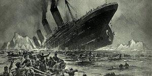 """Гибель """"Титаника"""". Хроника катастрофы"""