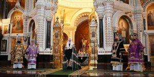 Принять карантин как подвиг уединения призвал патриарх Кирилл
