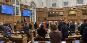 Парламент Дании принял закон о насильственной вакцинации против коронавируса