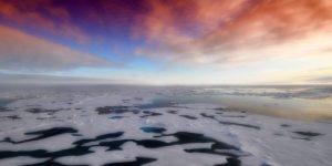 Над Арктикой впервые появилась озоновая дыра