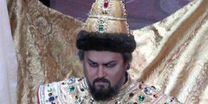 Самый крутой флешмоб в России! Прямо в аэропорту Екатеринбурга произошла коронация Бориса Годунова!