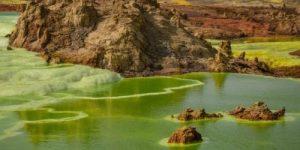 Ученые обнаружили место на Земле, где не могут жить даже микробы