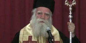 В Греции митрополита арестовали за богослужение во время карантина
