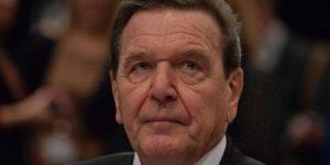 Герхард Шредер: «Бессмысленные санкции против России надо снимать»
