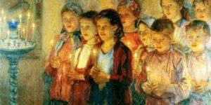 О церковном пении и музыке