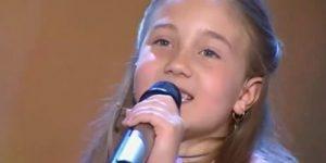 Юная москвичка спела трогательную песню про Улан-Удэ в эфире федерального телеканала (видео)