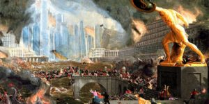 Цивилизация Потопа начала гибридную войну, по наглости похожую на опиумные войны ХIX века