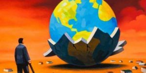 Глобальная коррекция. Нынешний «идеальный шторм» – замена большой войне