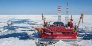 Север давит на газ