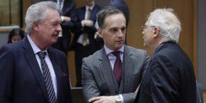 Евросоюз начинает свою военно-геополитическую операцию в Ливии