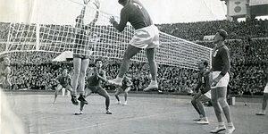 Старый добрый волейбол